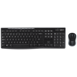 Kit Mouse e Tastiera MK270...